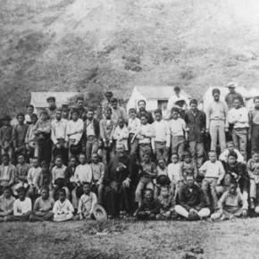 Pater Damiaan en weesjongens, Molokaï