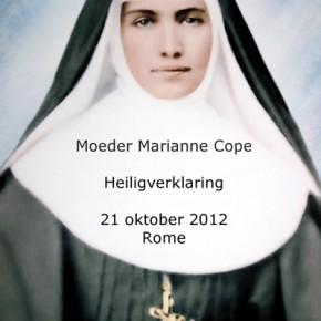 Rond Moeder Marianne Cope in Leuven
