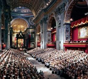 Vaticanum II, vernieuwing of vernieling...
