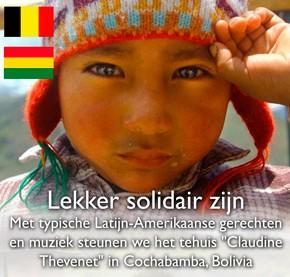 Lekker solidair zijn!