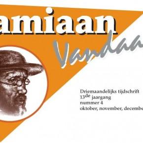 Kerstnummer Damiaan Vandaag online