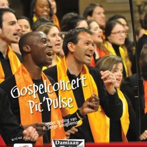 Gospelconcert Damiaan 10 mei