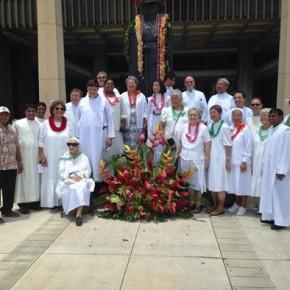 Hawaii viert Damiaan