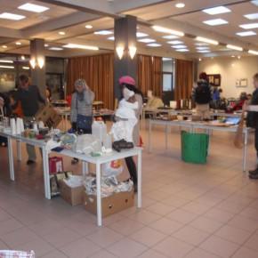 Opnieuw weggeefwinkel bij Damiaan: een traditie geboren?!