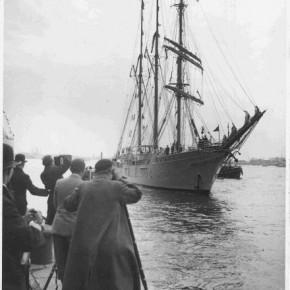 Zeilschip Mercator verhuist