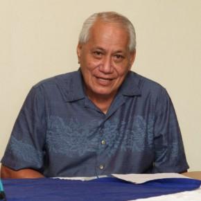 Staatshoofd Samoa-eilanden op bezoek