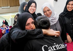 Geef hoop en toekomst aan vluchtelingen