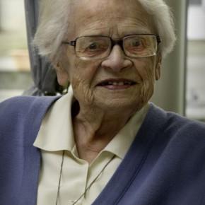 In memoriam: zuster Adolpha Mues