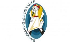 Logo jaar van barmhartigheid