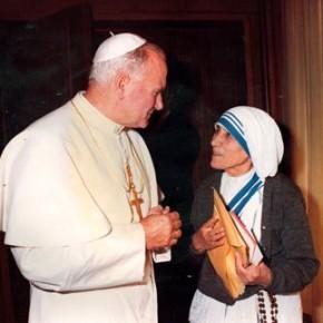 Heiligverklaring Moeder Teresa