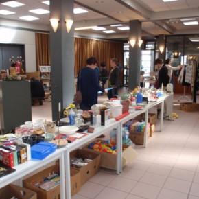 Nu zaterdag 05/11 pop-up weggeefstore kleding in Damiaancentrum
