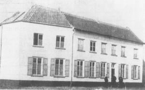 Klein Withuis verbouwd tot Damiaansgesticht in 1892