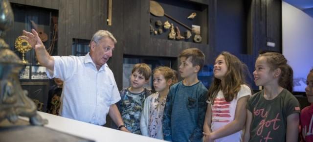 Ontdek het Damiaanmuseum met jouw klas