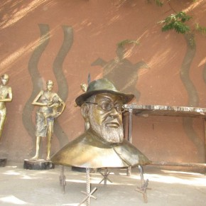 Damiaan in Burkina Faso