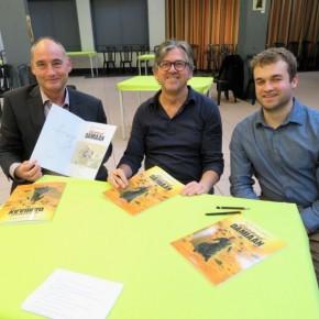 Nieuwe Damiaanstrip: interview