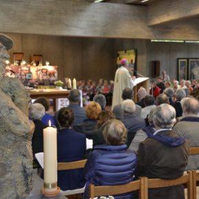 Bisdom Antwerpen viert Damiaan