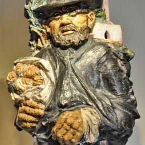 Nieuw damiaanbeeld in Sint-Katelijne-Waver