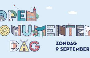 Open Monumentendag Damiaanmuseum 9 september 2018