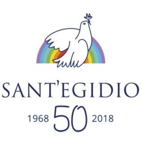Sant'Egidio 50 jaar