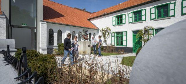 Damiaanmuseum heropent zijn deuren