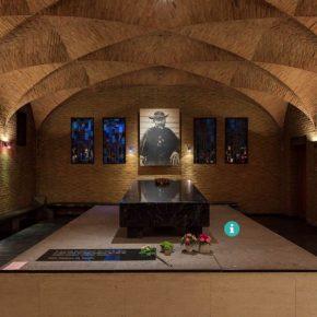 Virtueel bezoek Sint-Antoniuskapel en graf van Damiaan