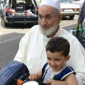 Ahmed Sarrouj, de pater Damiaan van de moslims