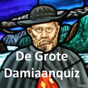 Damiaanquiz in WZC Dijlehof Leuven