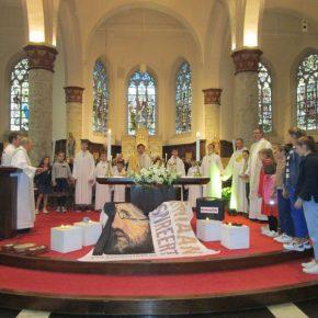 Terugblik Damiaan 10 jaar heilig: Tielt