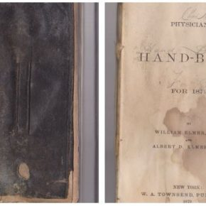 Het medische handboek van pater Damiaan