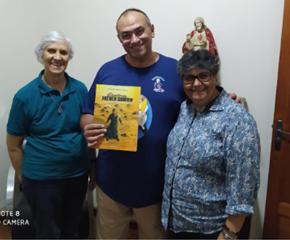 Damiaanstrip vindt weg naar Brazilië