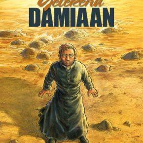 WEDSTRIJD: Win de Damiaanstrip Getekend Damiaan