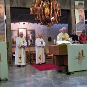 Uitstel Damiaanviering en uitreiking Damiaanprijs Leuven