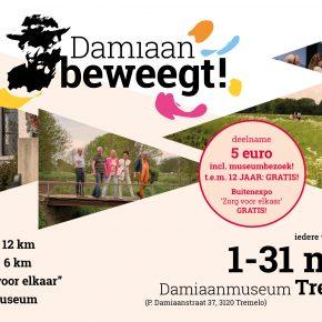 Programma Damiaan Beweegt 2021 Tremelo